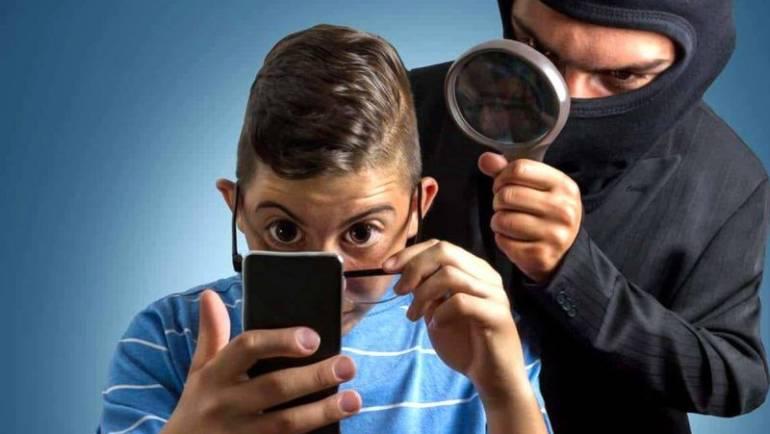 Наблюдение за детьми